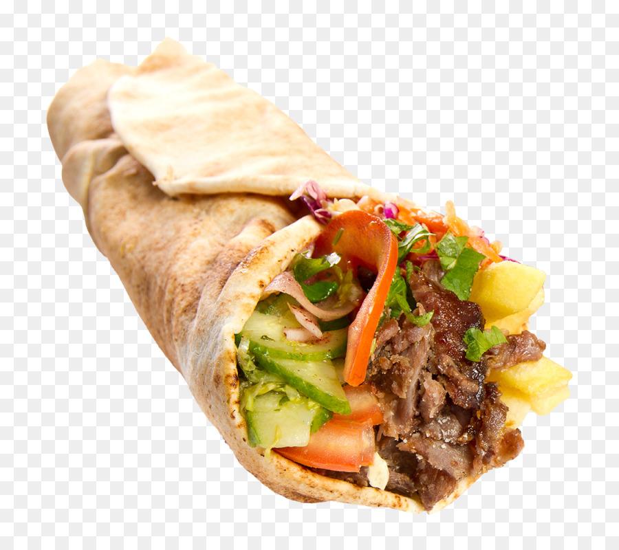 Descarga gratuita de Kebab, El Doner Kebab, Envuelva Imágen de Png