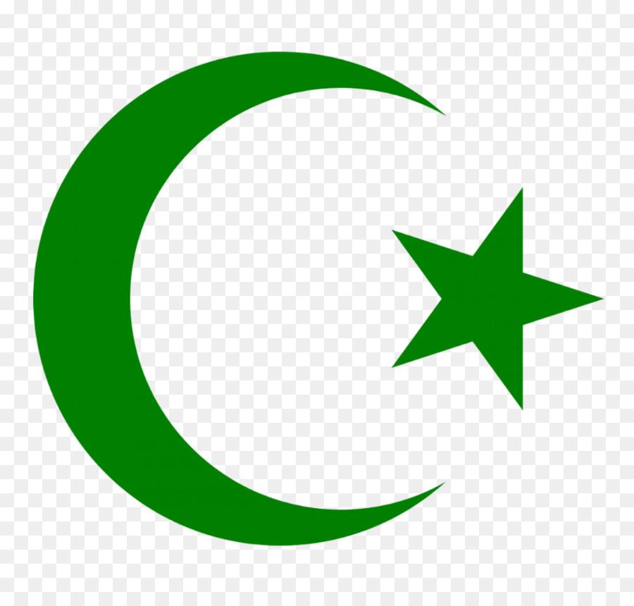 Descarga gratuita de Los Símbolos Del Islam, El Islam, Estrella Y La Media Luna imágenes PNG