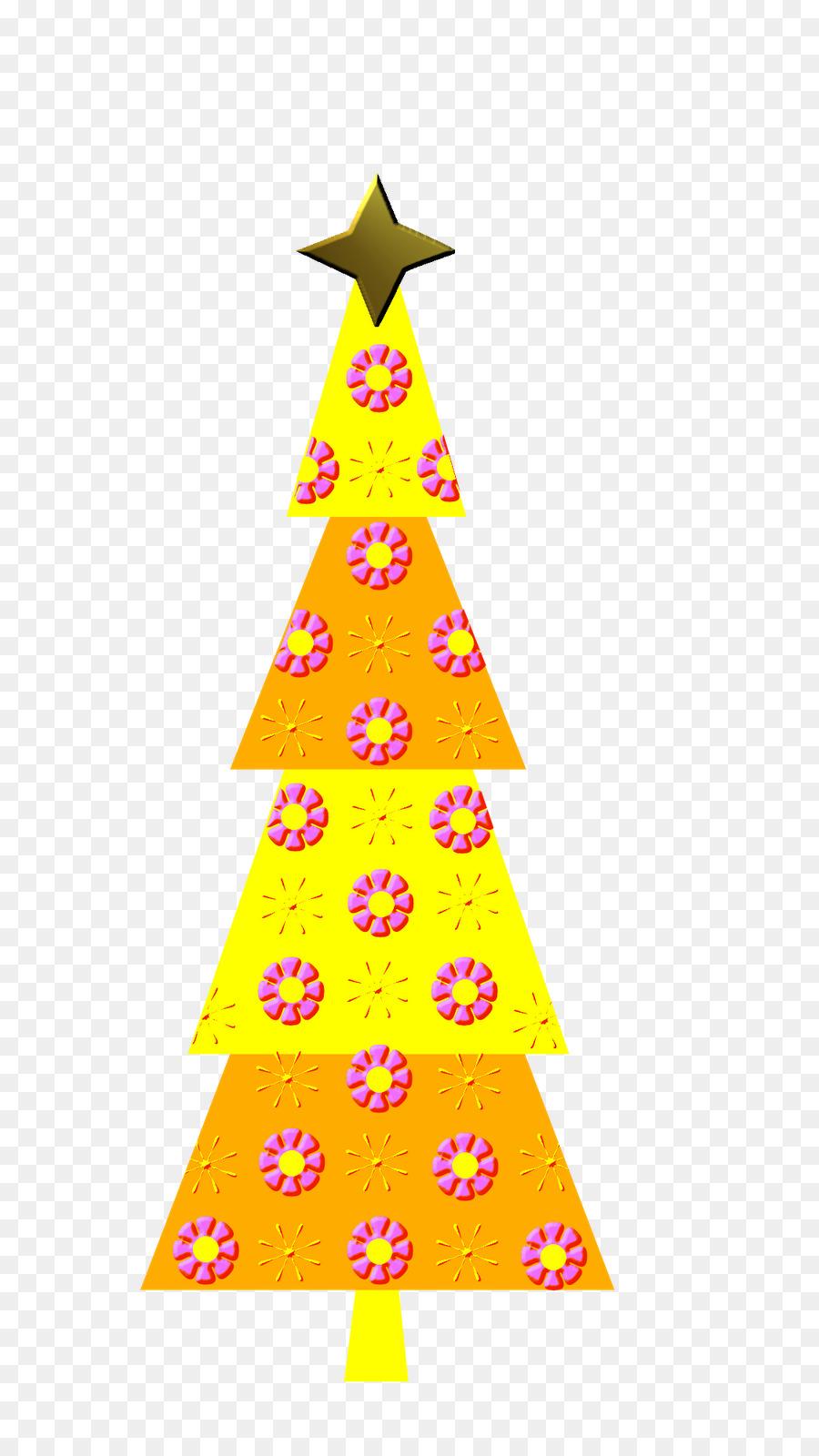 Descarga gratuita de árbol De Navidad, Adorno De Navidad, Línea Imágen de Png