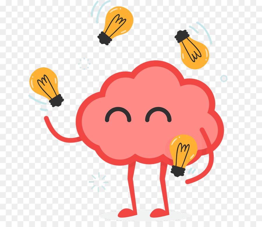 Descarga gratuita de Cerebro, Dibujo, El Cerebro Humano Imágen de Png