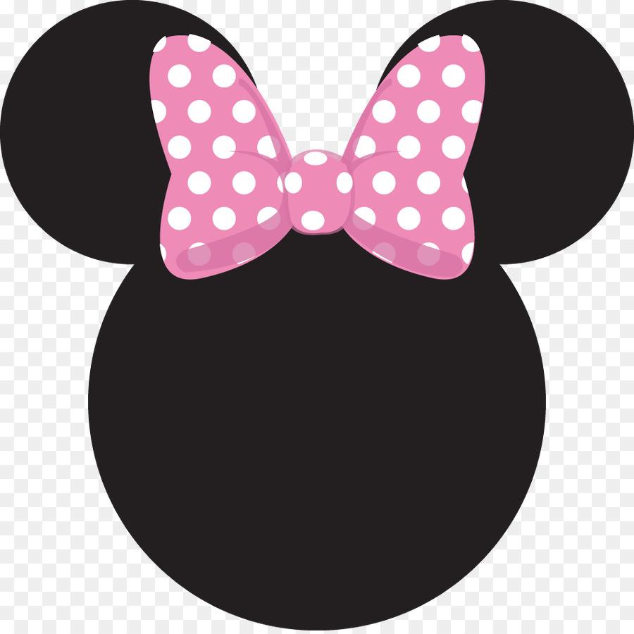 Moño Rosa Disney Minnie Wwwmiifotoscom