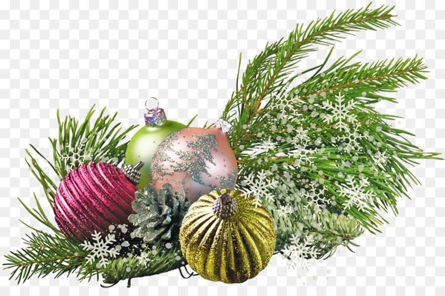 Descarga gratuita de árbol De Año Nuevo, Adorno De Navidad, La Navidad Imágen de Png
