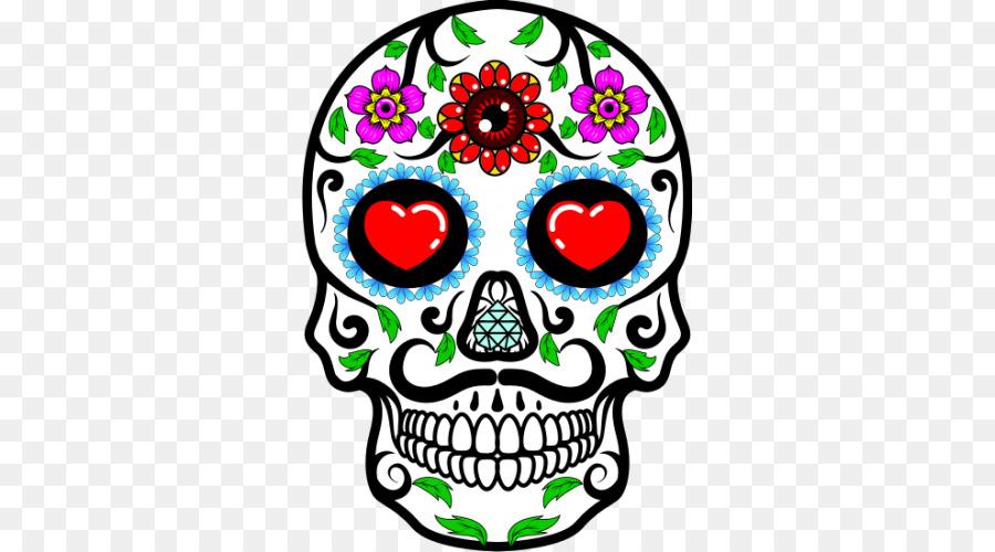 Descarga gratuita de Calavera, Día De Los Muertos, Cráneo Imágen de Png