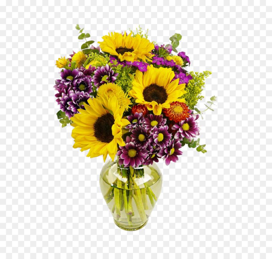 Descarga gratuita de Las Flores Cortadas, Ramo De Flores, Florero Imágen de Png