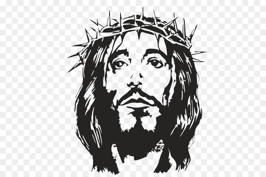 La Corona De Espinas Cristianismo Cruz Cristiana Santo Rostro De
