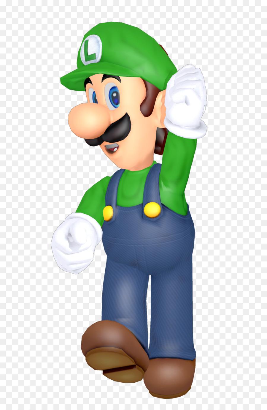 Luigi Super Mario 64 Super Mario Odisea Imagen Png