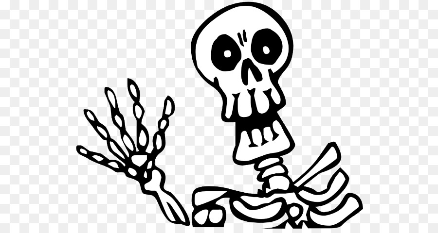 Descarga gratuita de Esqueleto Humano, Esqueleto, De Halloween De La Serie De La Película Imágen de Png