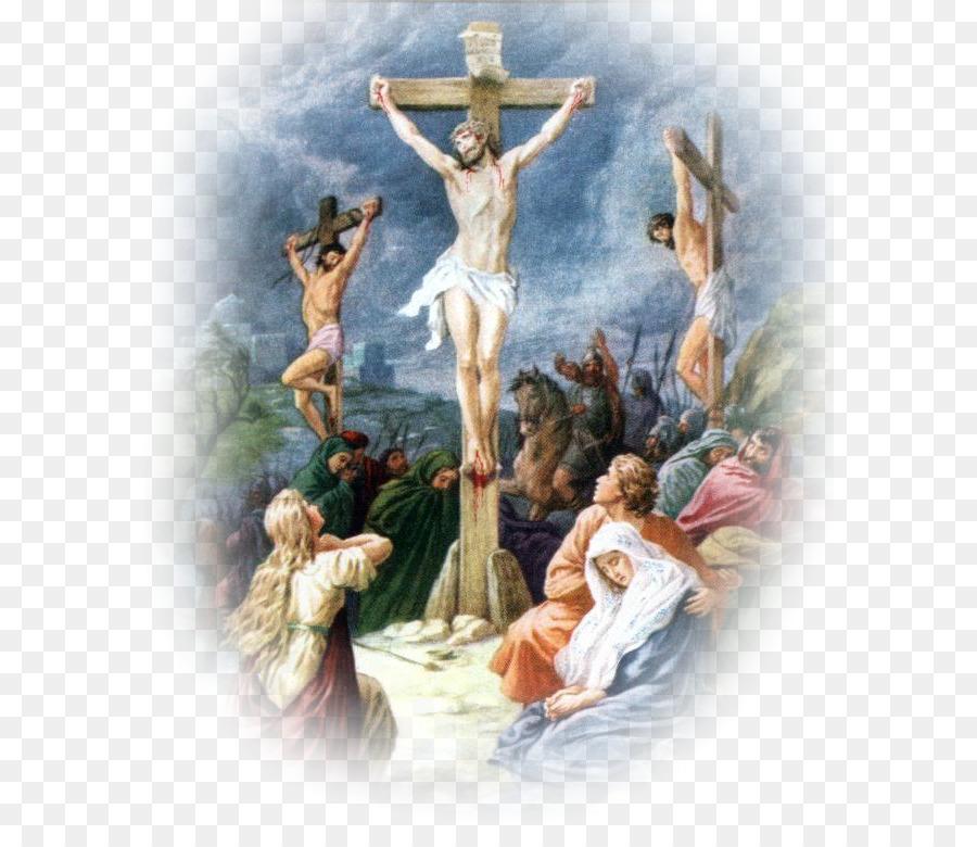 Descarga gratuita de La Biblia, La Religión, La Crucifixión De Jesús Imágen de Png
