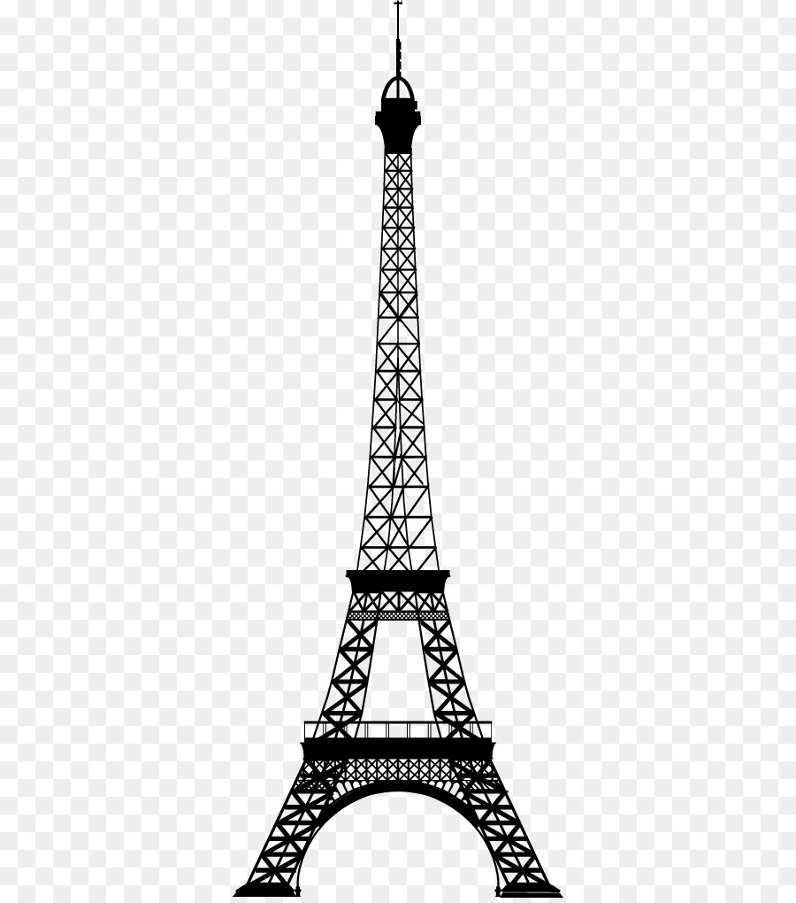 La Torre Eiffel Libro Para Colorear De La Torre Imagen Png