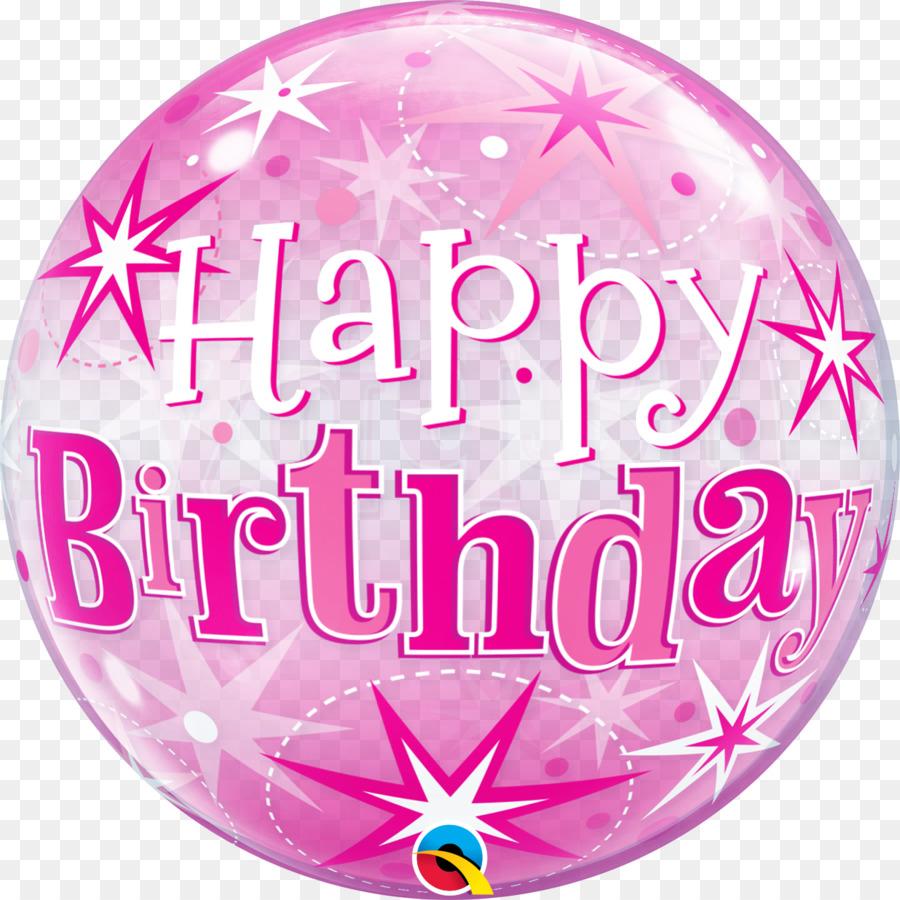 Descarga gratuita de Cumpleaños, Globo, Feliz Cumpleaños A Ti imágenes PNG