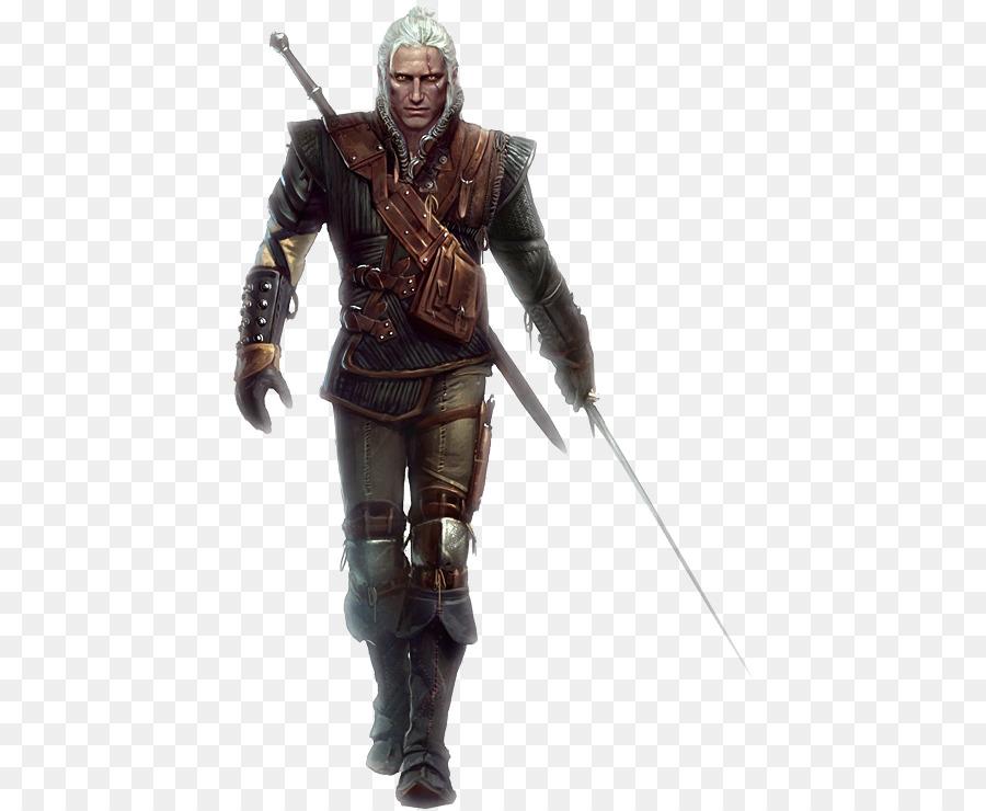 Descarga gratuita de The Witcher 2 Assassins Of Kings, The Witcher, Geralt De Rivia Imágen de Png