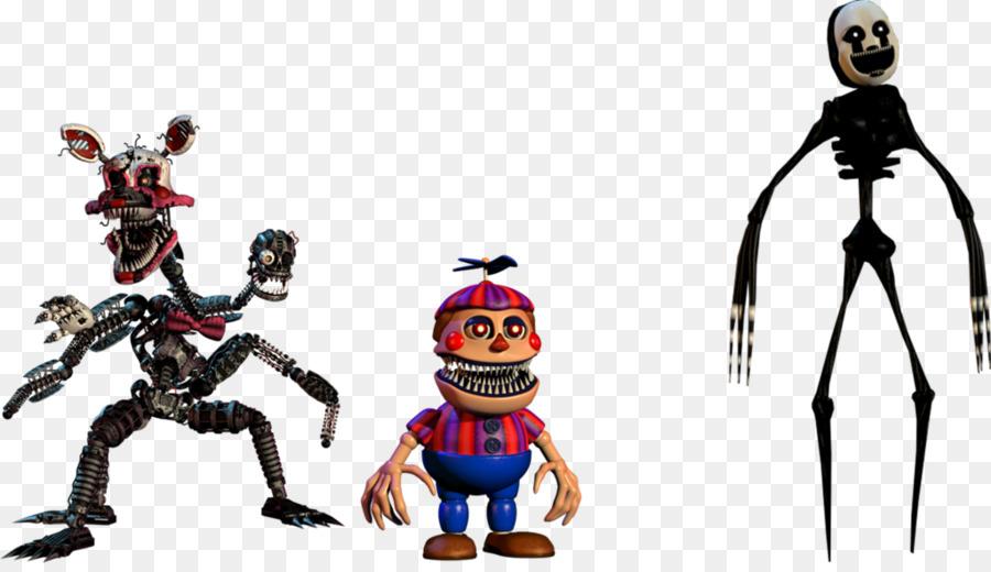 Descarga gratuita de Cinco Noches En Freddys 4, Cinco Noches En Freddys, Cinco Noches En Freddy De La Hermana De La Ubicación Imágen de Png