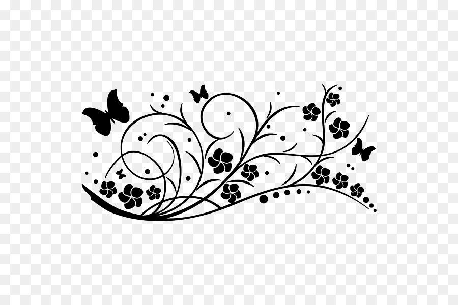 Descarga gratuita de Dibujo, Flor, Vid Imágen de Png