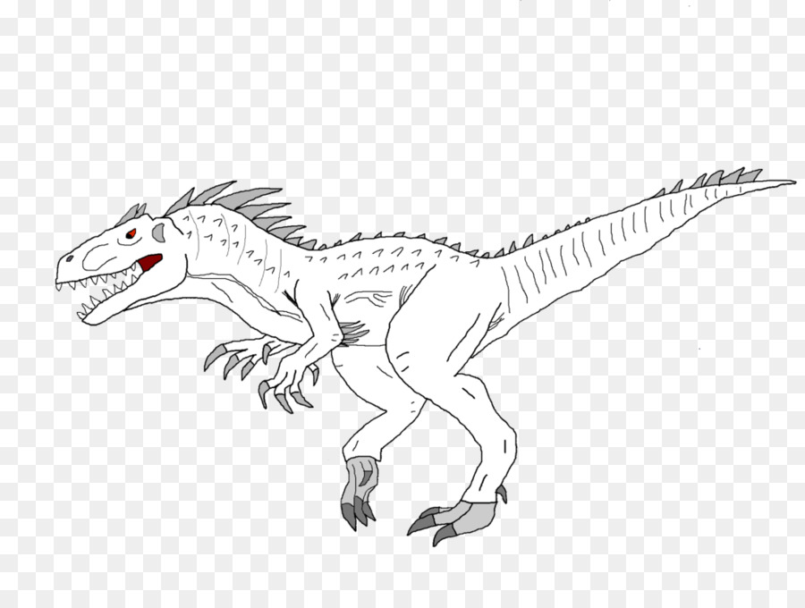 Indominus Rex Lego Jurassic World Libro Para Colorear