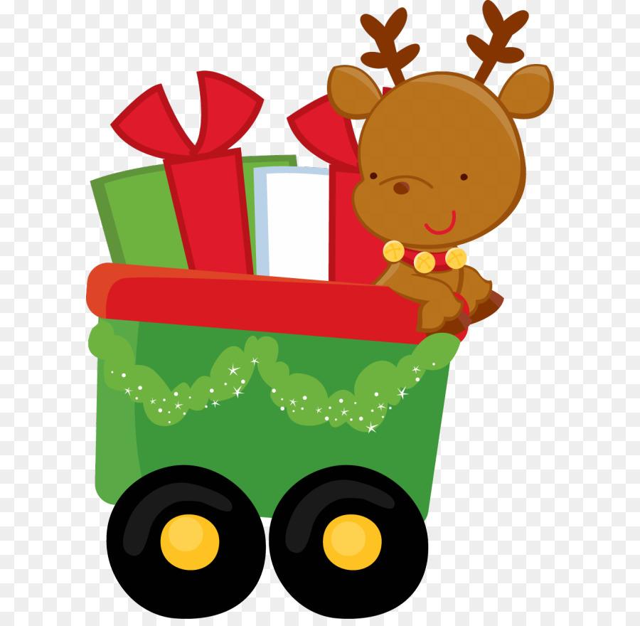 Descarga gratuita de Reno, Santa Claus, Rudolph imágenes PNG