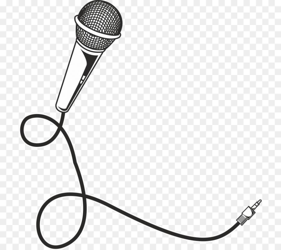 Descarga gratuita de Micrófono, Dibujo, Arte Imágen de Png