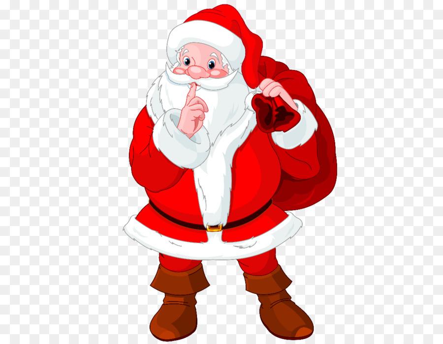Descarga gratuita de Santa Claus, La Navidad, Regalo Imágen de Png