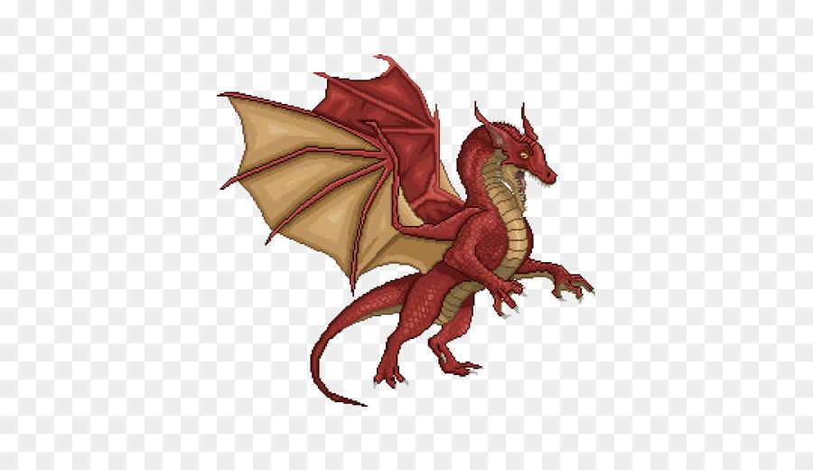 Descarga gratuita de Pixel Art, Dragón, Arte Imágen de Png