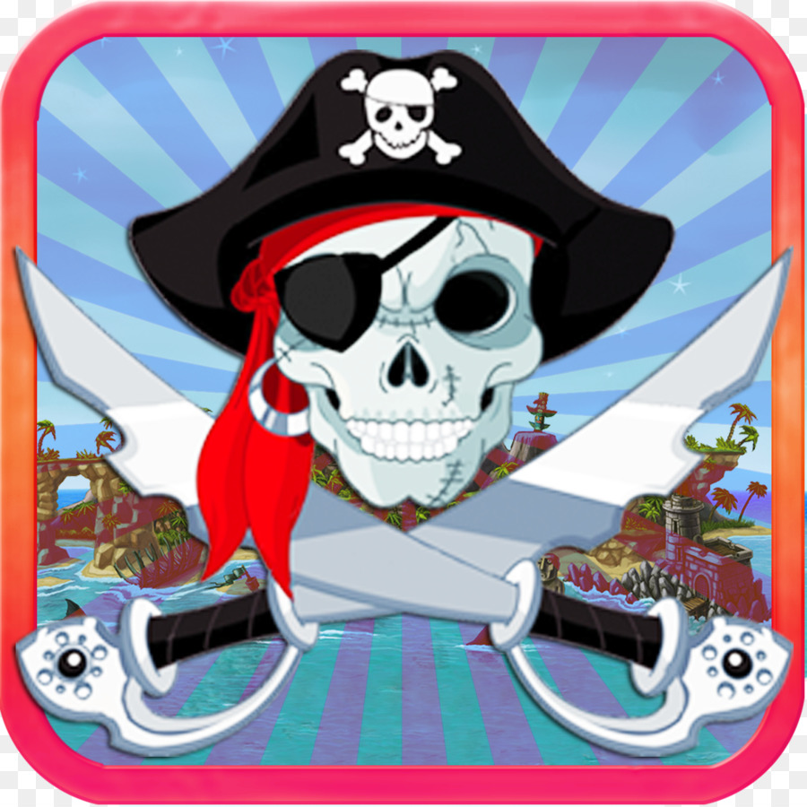 Descarga gratuita de Cráneo, La Piratería, Totenkopf Imágen de Png
