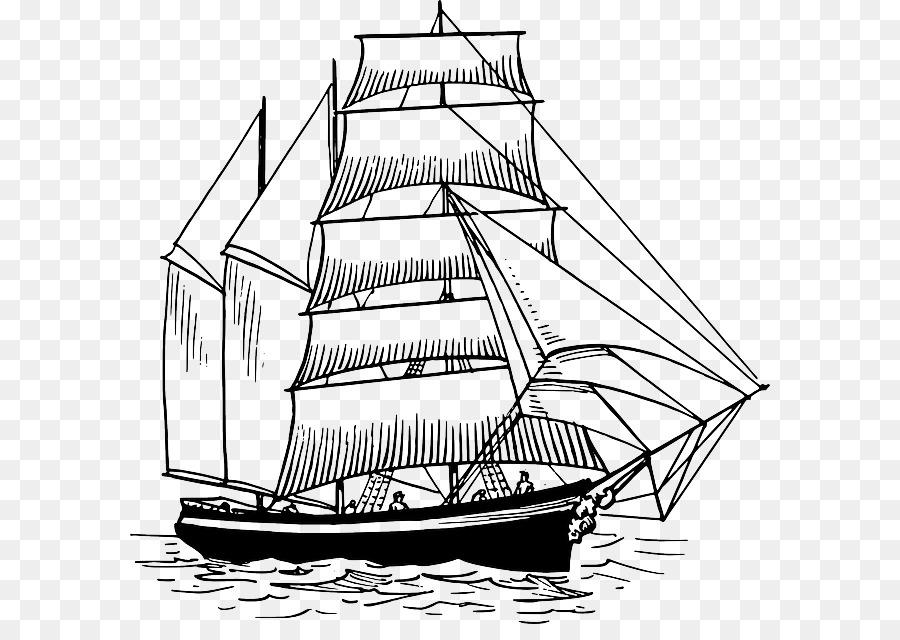 Descarga gratuita de Barco De Vela, Nave, Velero imágenes PNG