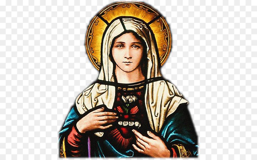Descarga gratuita de María, Inmaculado Corazón De María, La Mayoría De Puro Corazón De María De La Iglesia Imágen de Png