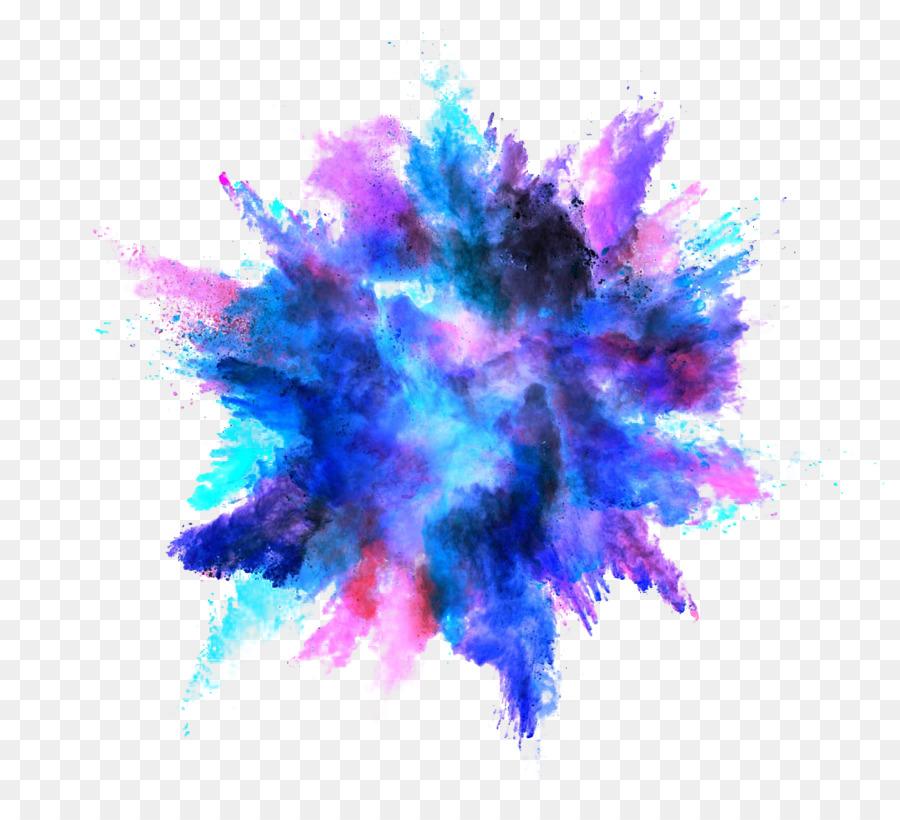 Descarga gratuita de Color, Explosión De Polvo, Explosión Imágen de Png