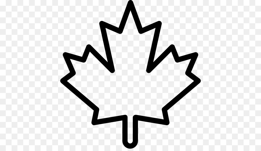 La Hoja De Arce Canadá Hoja Imagen Png Imagen