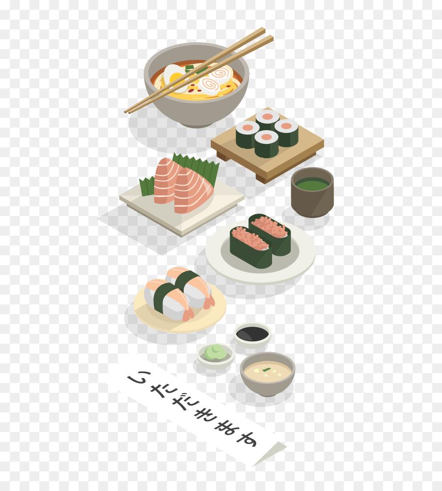Cocina Japonesa Dibujo Sushi Imagen Png Imagen Transparente