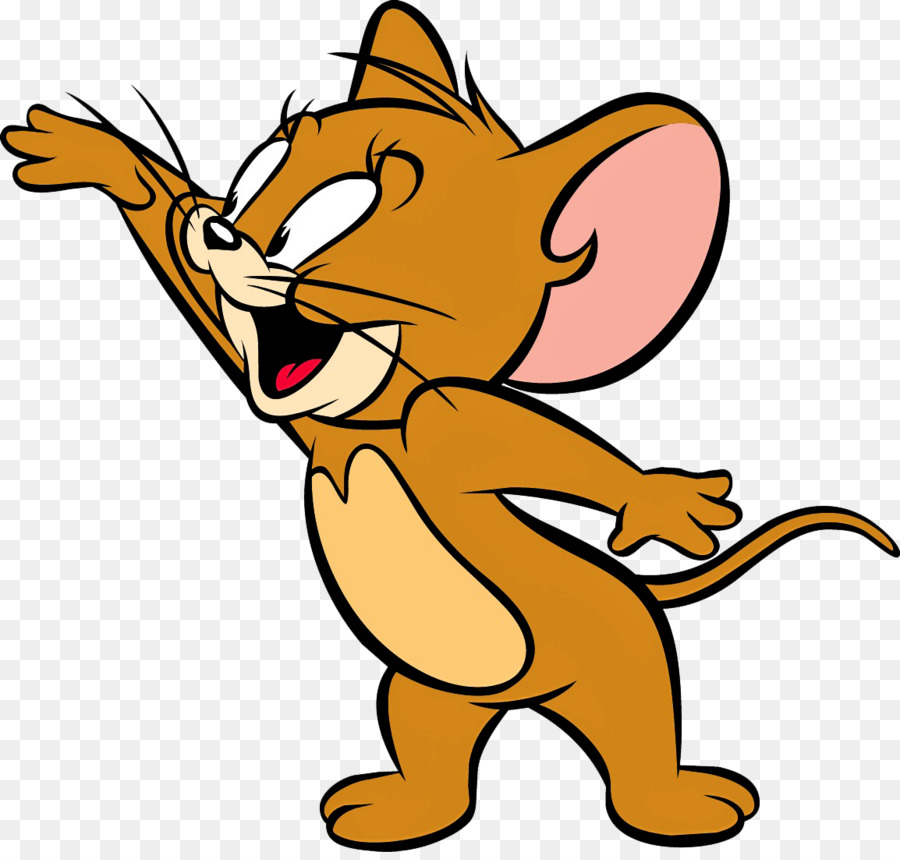 Descarga gratuita de El Ratón Jerry, Gato Tom, Nibbles Imágen de Png