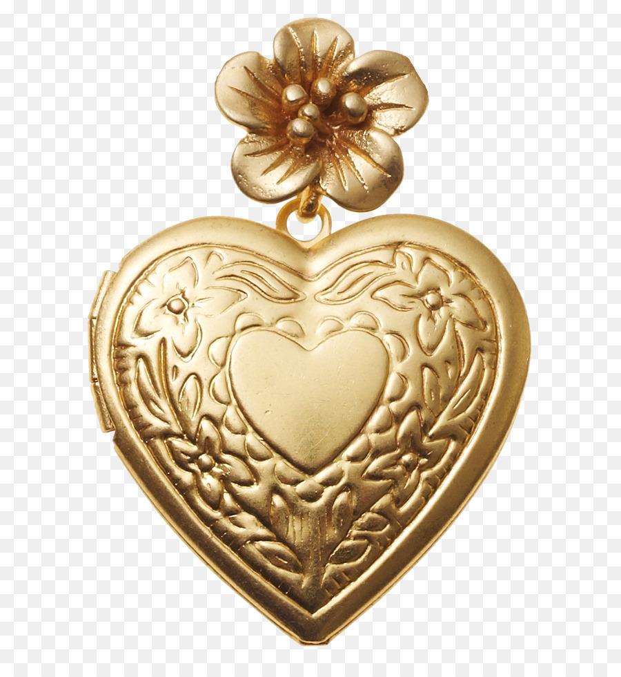 Descarga gratuita de Corazón, Medallón, El Amor Imágen de Png