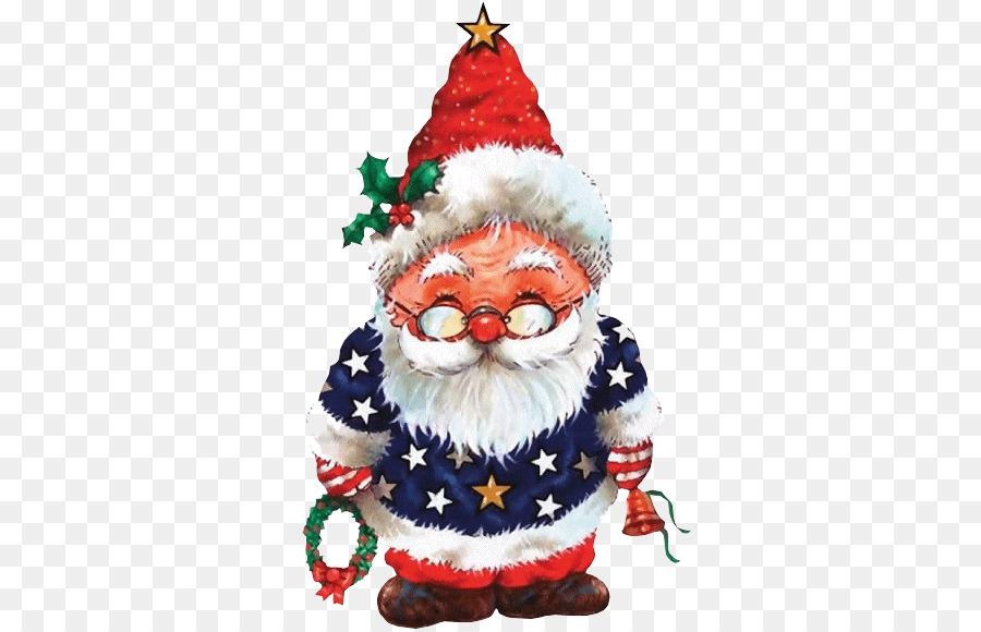 Descarga gratuita de Santa Claus, árbol De Navidad, La Navidad imágenes PNG
