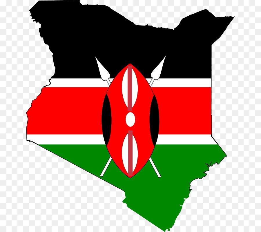 Descarga gratuita de Kenia, Bandera De Kenia, Mapa Imágen de Png