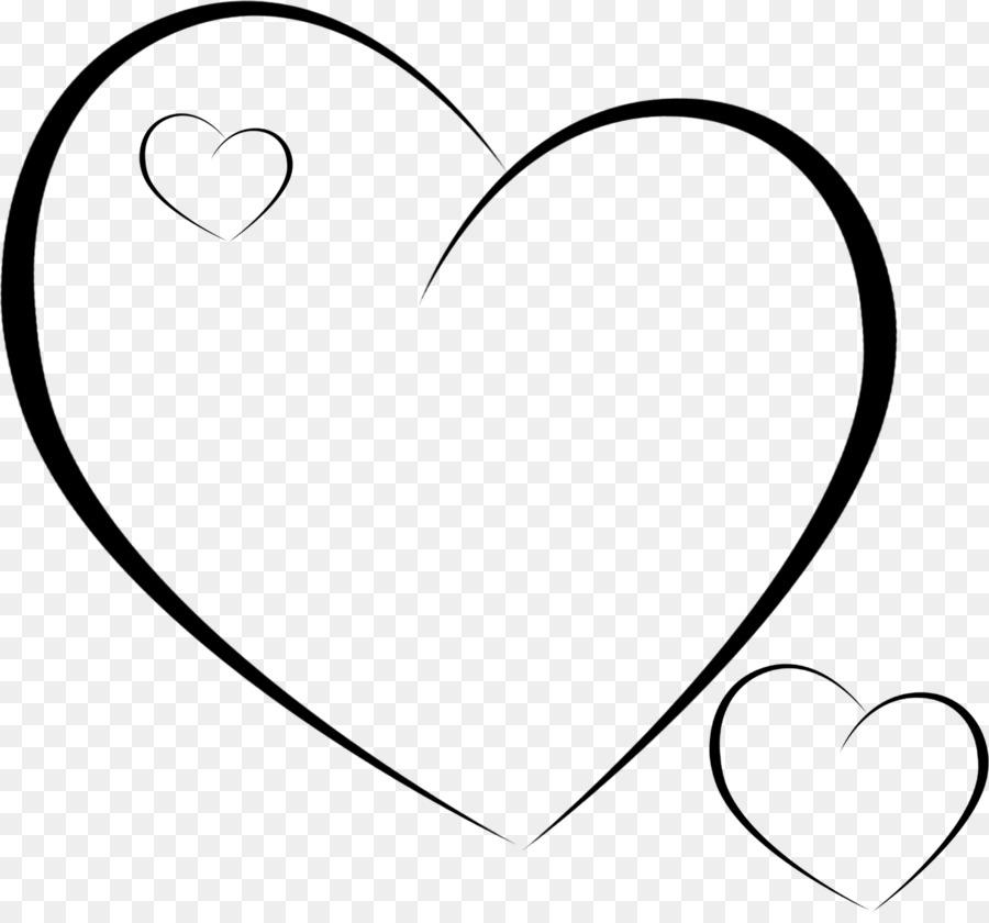 Corazón En Blanco Y Negro De Mickey Mouse Clip Art Corazón