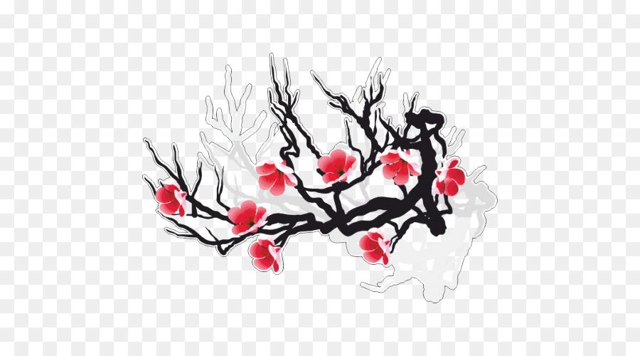 Descarga gratuita de Flor, De Los Cerezos En Flor, Diseño Floral Imágen de Png