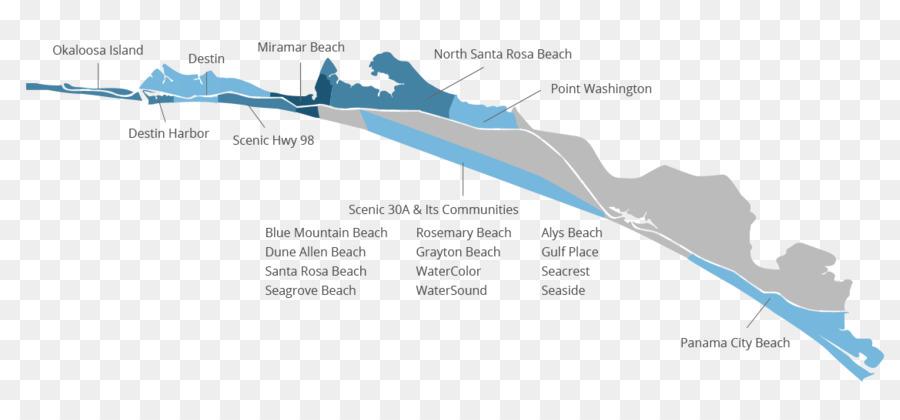 Descarga gratuita de Destin, Panamá City Beach, Panhandle De La Florida Imágen de Png