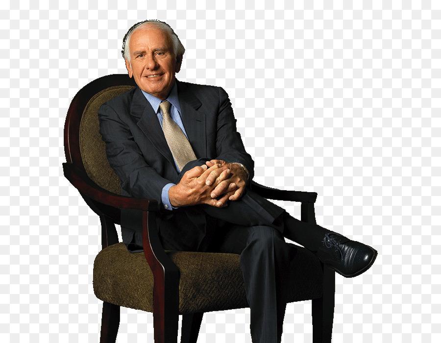 Jim Rohn Orador Motivacional El Espíritu Empresarial