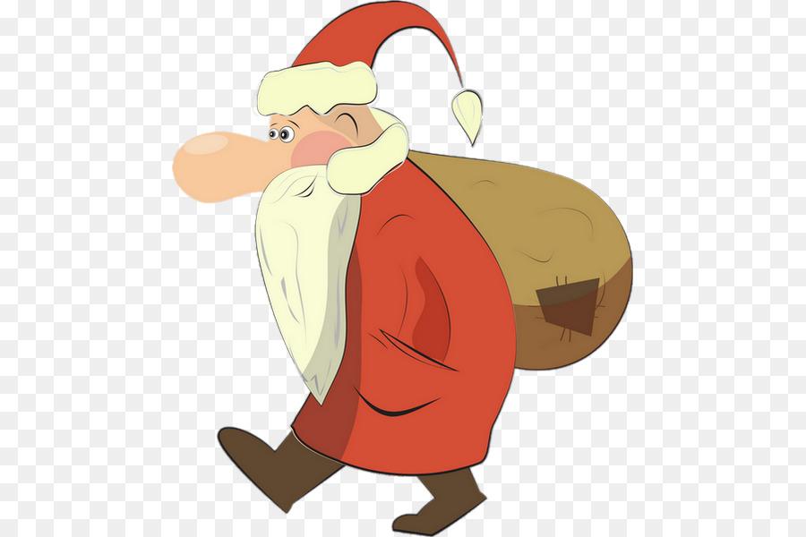 Descarga gratuita de Santa Claus, La Navidad, Pequeño Papá Navidad Imágen de Png