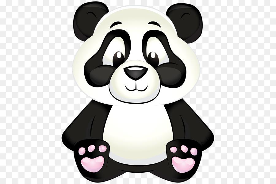 Descarga gratuita de El Panda Gigante, La Lindura, De Dibujos Animados Imágen de Png