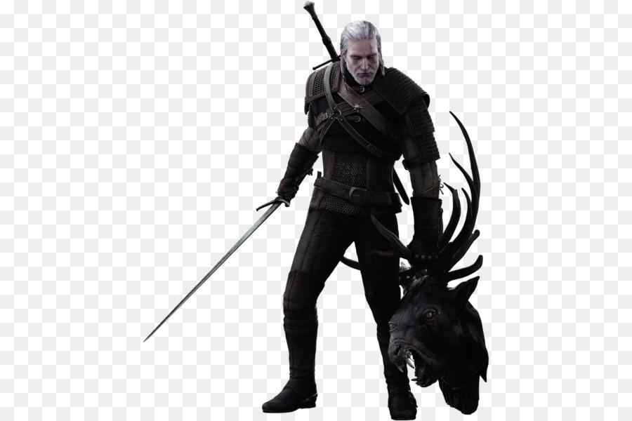 Descarga gratuita de The Witcher, The Witcher 3 Wild Hunt, Geralt De Rivia Imágen de Png