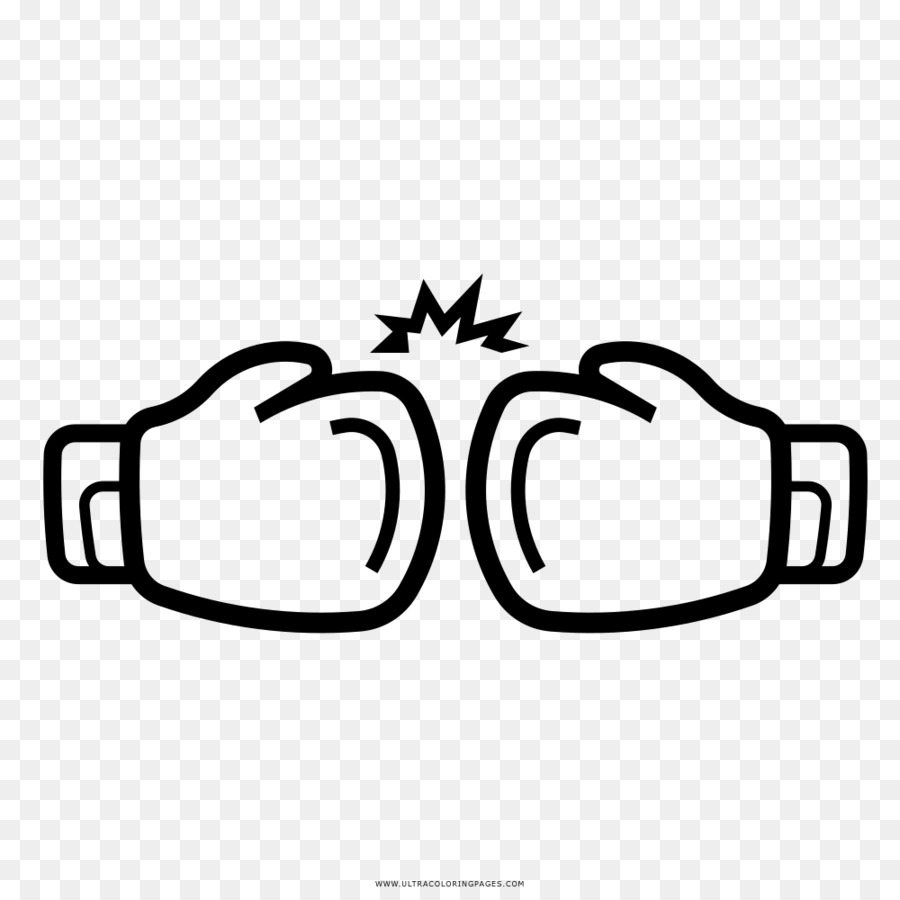 Guante De Boxeo Boxeo Dibujo Imagen Png Imagen Transparente