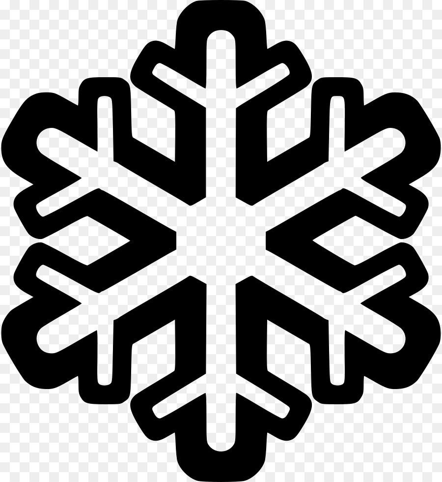 Libro Para Colorear Copo De Nieve Invierno Imagen Png