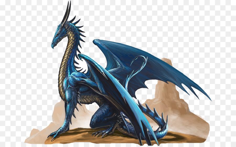 Descarga gratuita de Pathfinder Juego De Rol De Juego, Blue Dragon, Dragón Imágen de Png