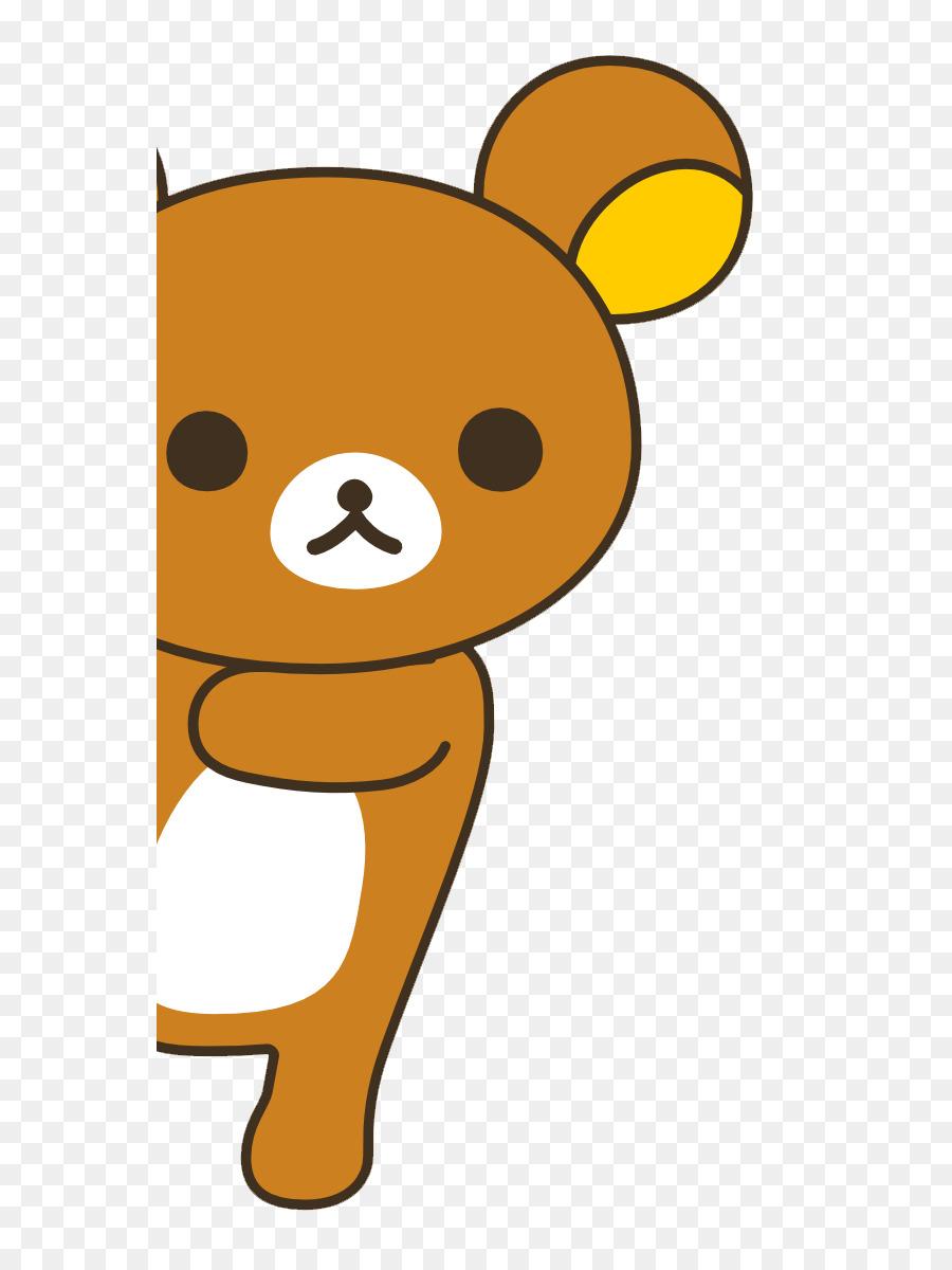 Descarga gratuita de Rilakkuma, Oso, Hello Kitty Imágen de Png
