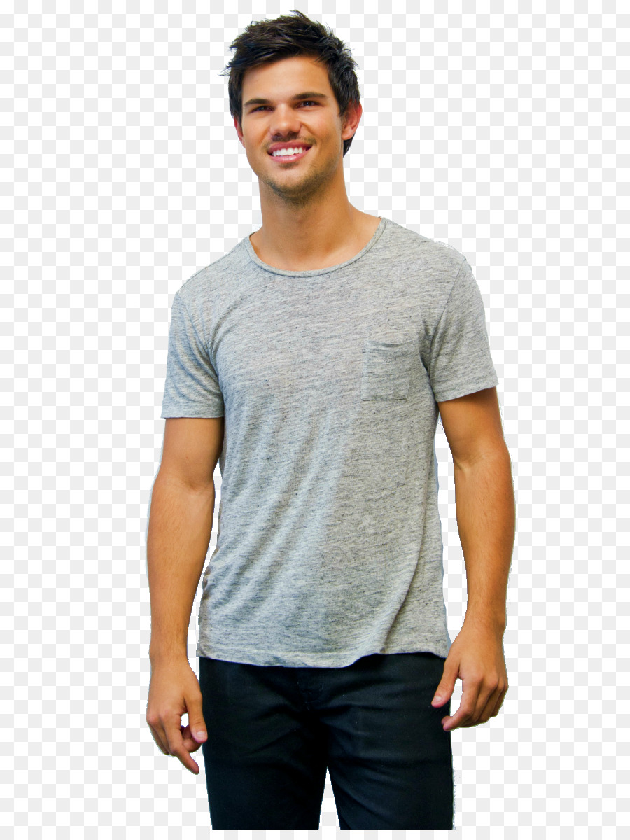 Descarga gratuita de Taylor Lautner, Crepúsculo, Camiseta Imágen de Png