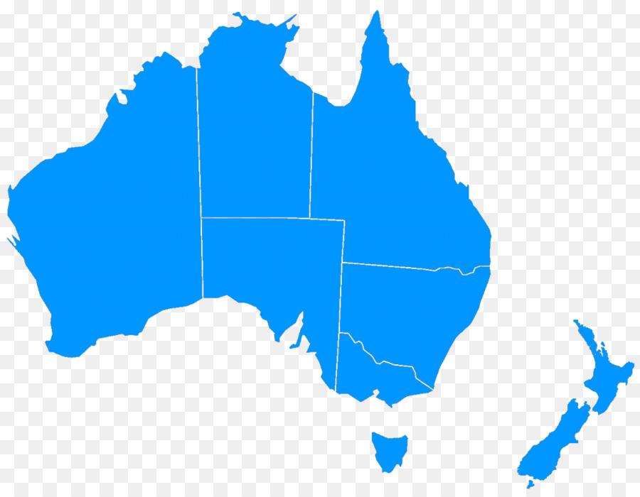 Descarga gratuita de Australia, Mapa Del Vector, Royaltyfree Imágen de Png
