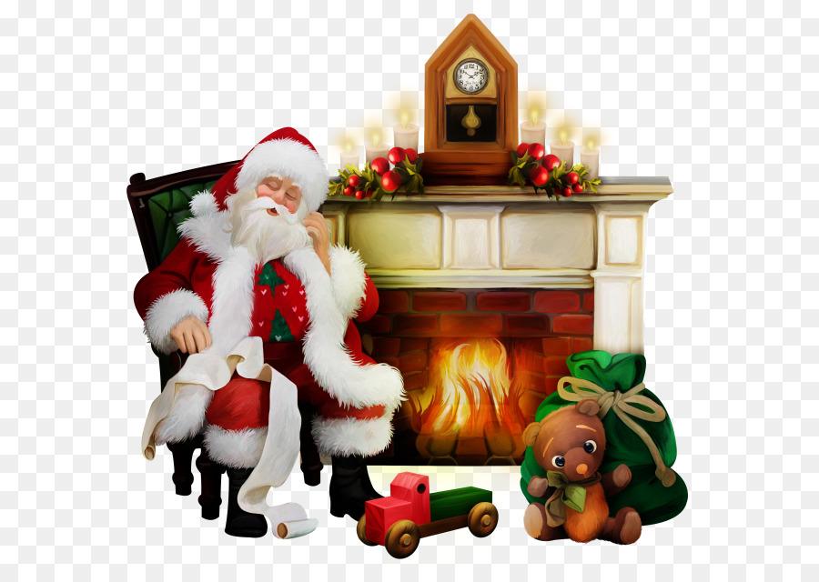 Descarga gratuita de Santa Claus, El Padre De La Navidad, Adorno De Navidad imágenes PNG