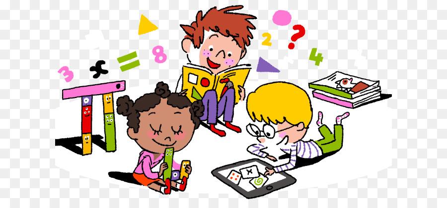 Matemáticas, La Educación, Niño Imagen Png