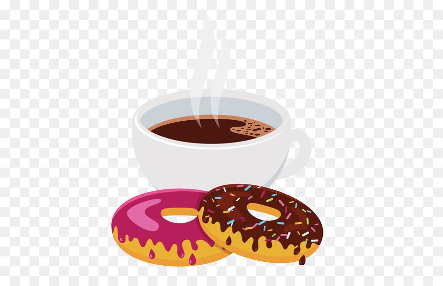 Descarga gratuita de Café, Taza De Café, Donuts Imágen de Png
