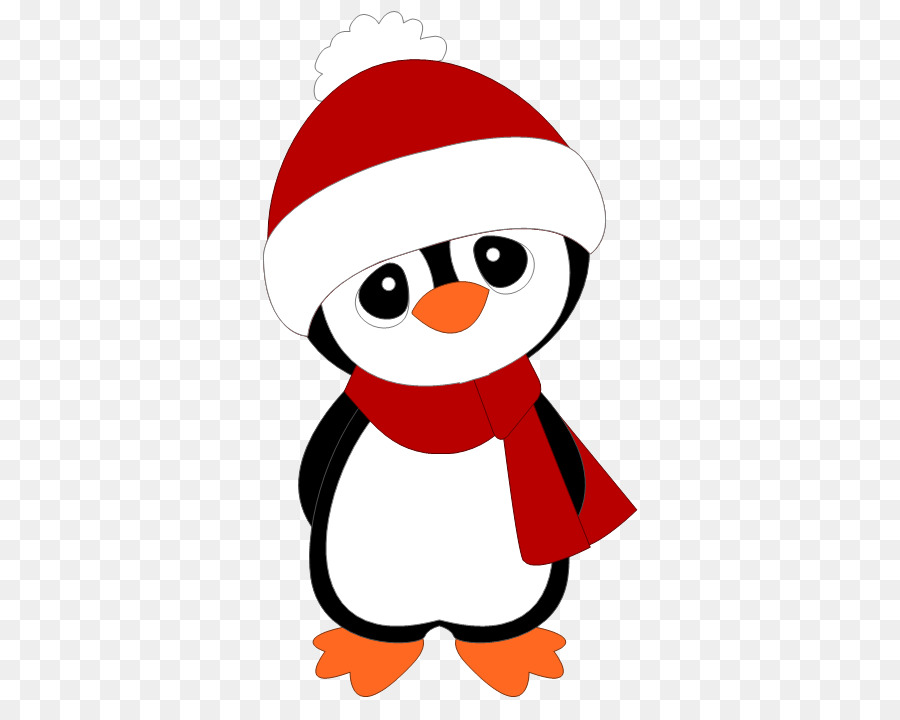 Descarga gratuita de Penguin, Dibujo, La Navidad Imágen de Png