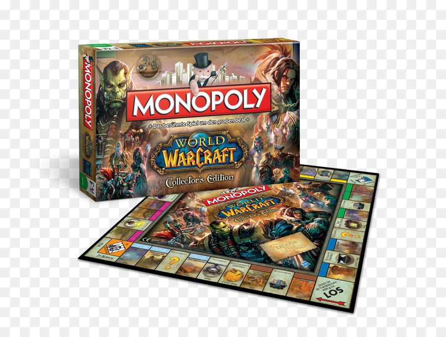 Winning Moves Juego de Tablero World of Warcraft, de 2 a 6